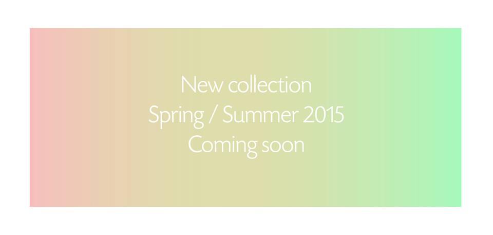 Lui's Lookbook Spring/Summer 2015