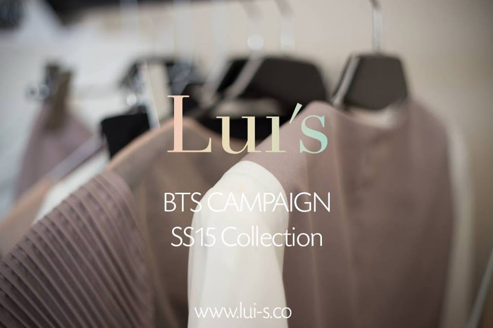 Lui's Campaign Spring/Summer 2015